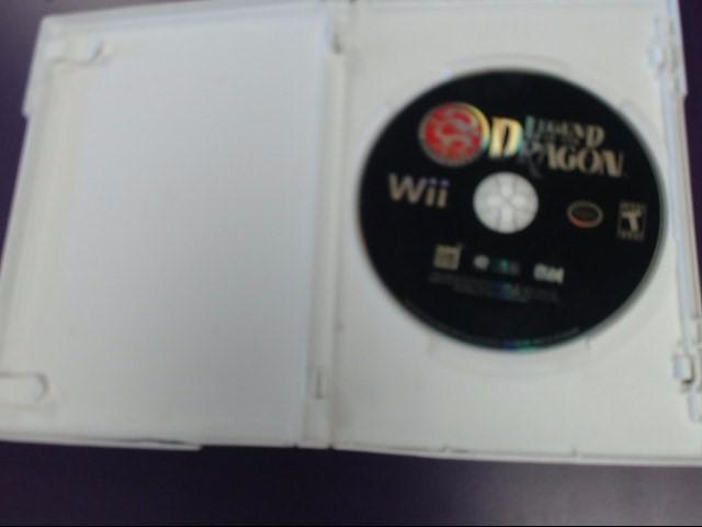 Nintendo Wii -- Legend of the Dragon