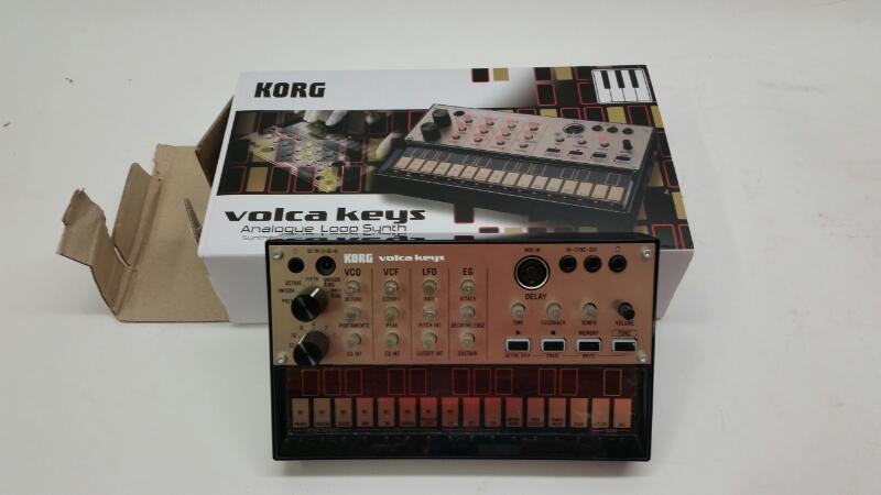 Korg Drum Machine Volca-Beats