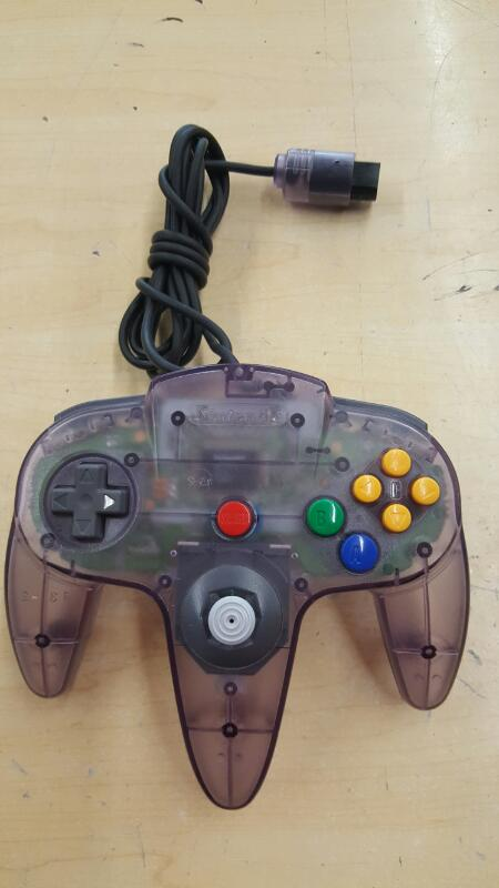 NINTENDO Video Game Accessory N64 CONTROLLER