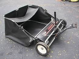 """AGRI-FAB """"One of a kind"""" LAWN SWEEP 38"""" 4502211 AGRIFAB LAWN SWEEP 38"""" 4502211"""