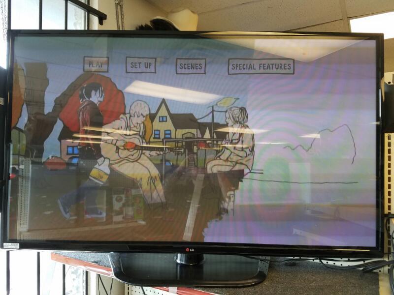 """LG 60"""" Class 1080p 600Hz SMART Plasma TV"""
