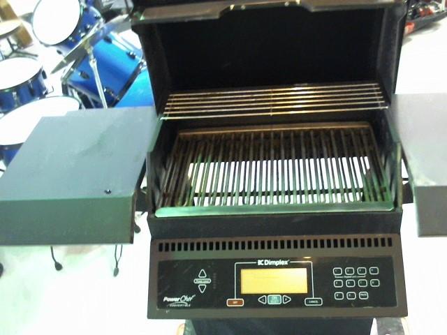 POWERCHEF Grill TBQ-120
