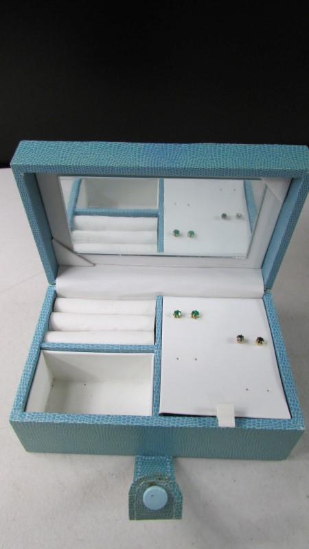 LOADED JEWLERY BOX