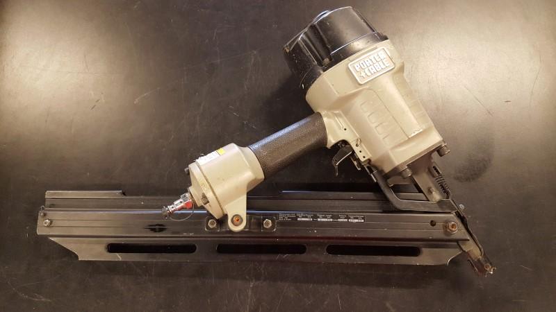 PORTER CABLE Nailer/Stapler FC350