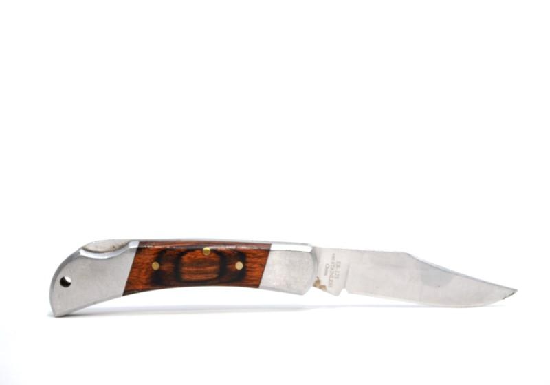 """Elk Ridge ER-125 Folding Pocket Knife 440 Stainless Steel 2.25"""">"""