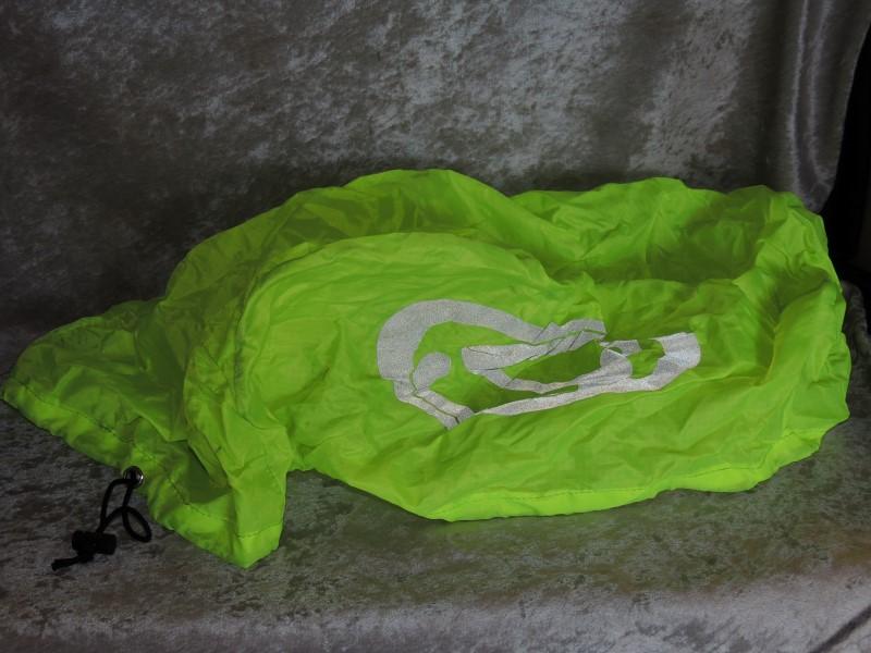 Saddlemen FTB3300 Sport Trunk & Rack Bag Motorcycle Luggage Bag