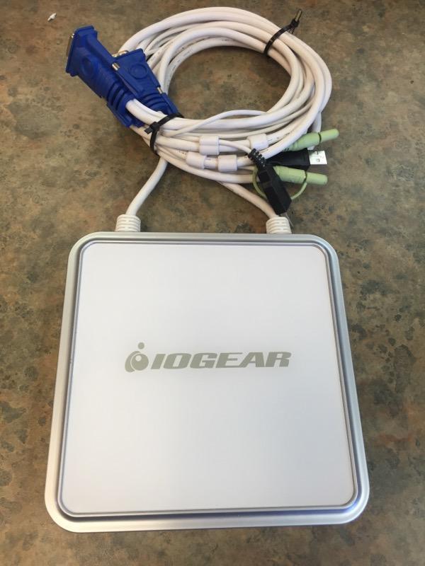 IOGEAR Networking & Communication GCS634U