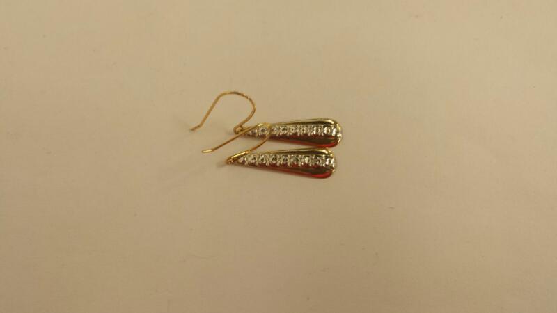10K-Y/G Earrings