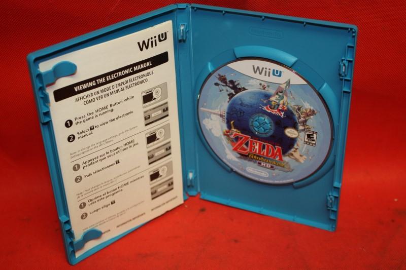 The Legend of Zelda: The Wind Waker HD (Nintendo Wii U, 2013