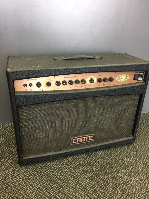 CRATE Electric Guitar Amp DX212 DIGITAL 2X12 COMBO AMP