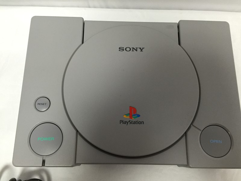 SONY PLAYSTATION 1 - GAME CONSOLE SONY PS1