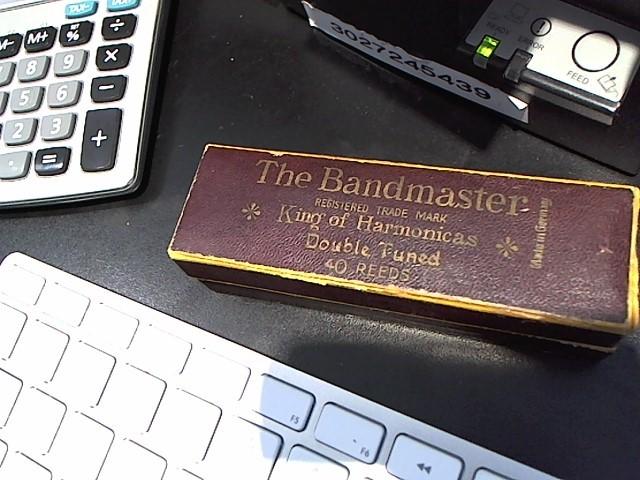 BANDMASTER Harmonica HARMONICA