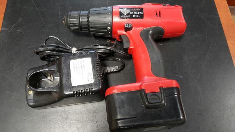 HANDYMAN Cordless Drill 14.4 V CORDLESS DRILL