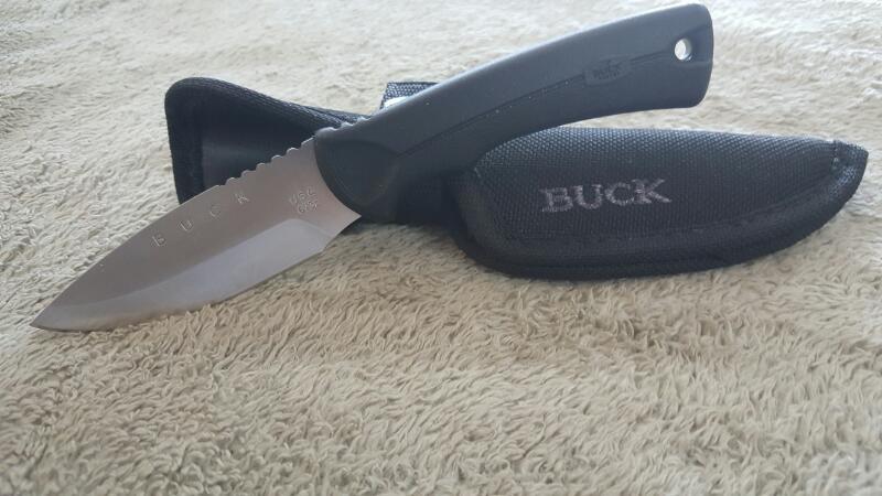 BUCK KNIVES Hunting Knife 673C