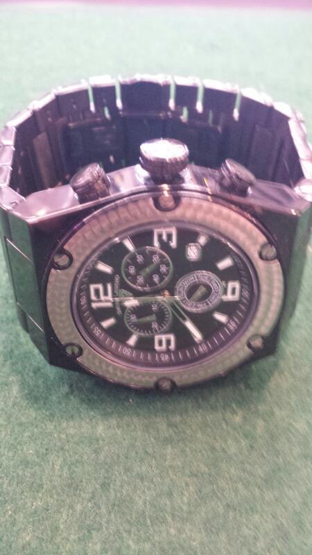 SWISS LEGEND Gent's Wristwatch THROTTLE