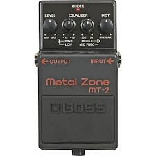 BOSS Effect Equipment MT-2
