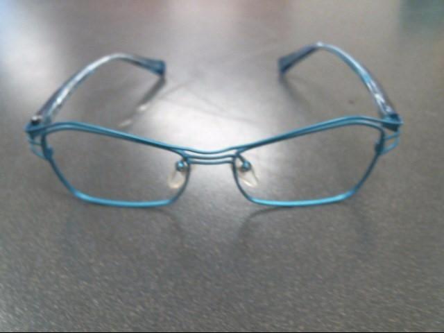 ALAIN MIKLI Eyeglass Frame AL1113 MOOR