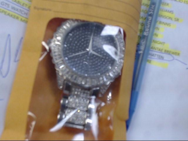 TECHNO PAVE Gent's Wristwatch 7959