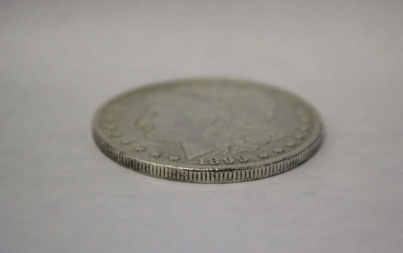 1899-O Morgan Silver Dollar Lady Liberty 90% Silver New Orleans