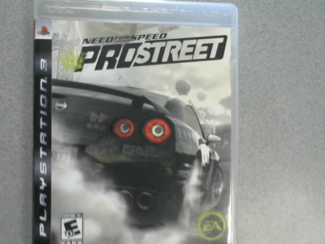 SONY Sony PlayStation 3 Game NEED FOR SPEED PROSTREET GREATEST HITS