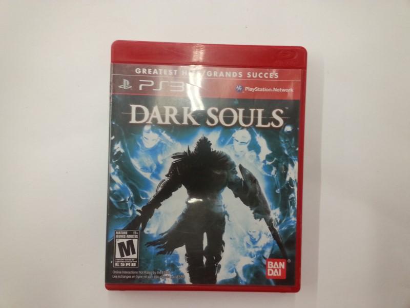 DARK SOULS - PS3 GAME
