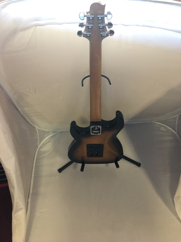 SAMICK Electric Guitar GREG BENNETT MALIBU