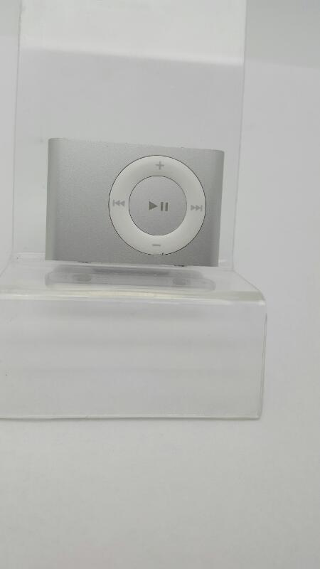 APPLE iPod Shuffle 1gb Silver 2nd Generation A1204