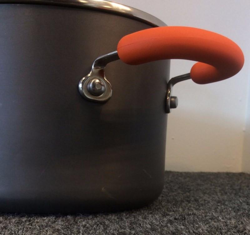 Rachael Ray Non-stick 8 Quart Anodized Cook Ware Pot 87393