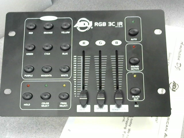 ADJ-AMERICAN DJ Stage Lighting/Effect RGB 3C