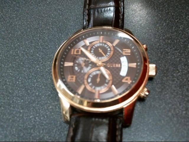 GUESS Gent's Wristwatch U0076G4