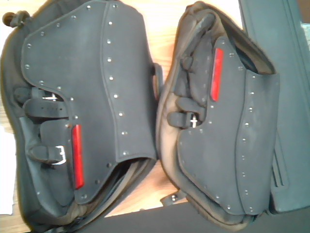 HARLEY DAVIDSON Apparel/Merchandise SADDLEBAGS DYNA CONVERTABLE