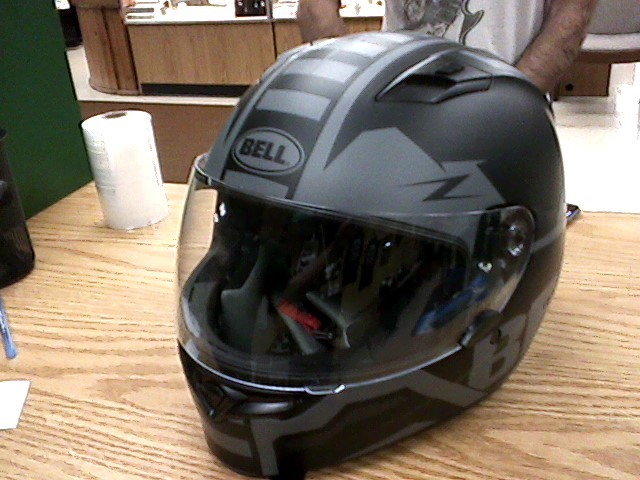 BELL HELMETS Motorcycle Helmet QUALIFIER