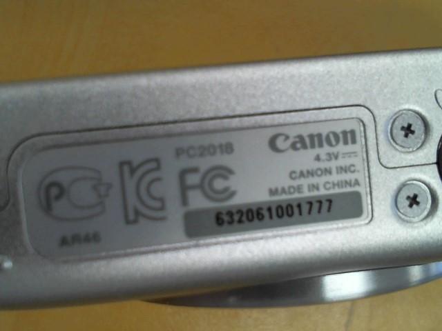 CANON Digital Camera POWERSHOT ELPH 115IS