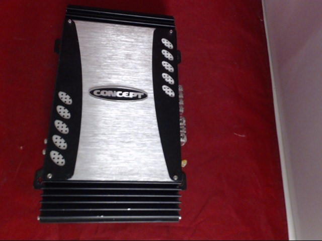 CONCEPT INTERNATIONAL Car Amplifier CC-452
