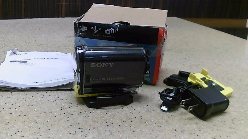 SONY Camcorder HDR-AS20