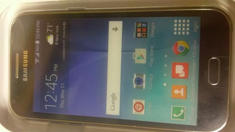 SAMSUNG Cell Phone/Smart Phone GALAXY J1