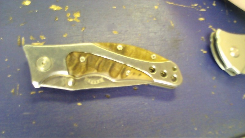 FROST CUTLERY Pocket Knife S.A.R. USA