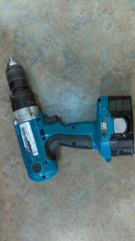 MAKITA Cordless Drill 8443D