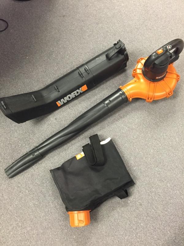 WORX Leaf Blower WG508