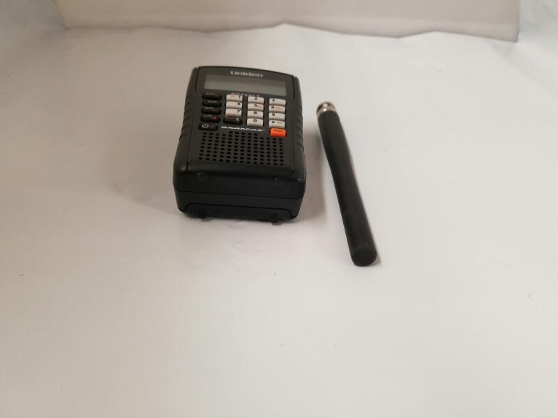 UNIDEN BC75XLT 300 Channel Handheld Portable Scanner