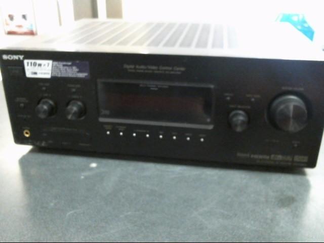 SONY Digital Media Receiver STR-DG800