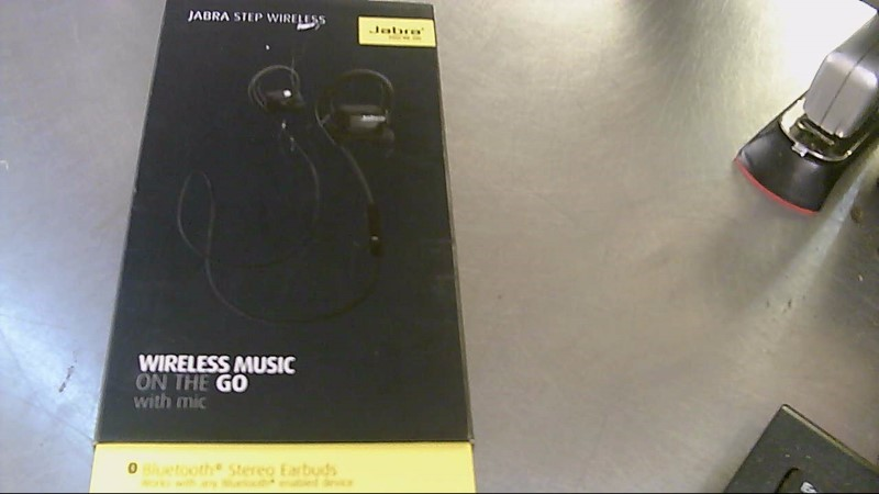 JABRA Headphones STEP WIRELESS