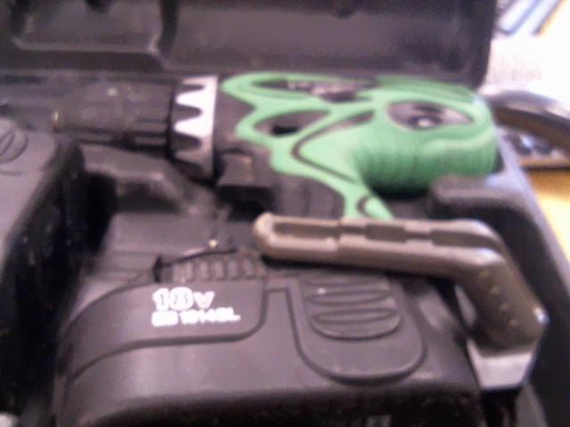 HITACHI Cordless Drill DS18DVF3