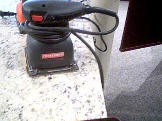 CRAFTSMAN Vibration Sander SHEET SANDER 315.116920