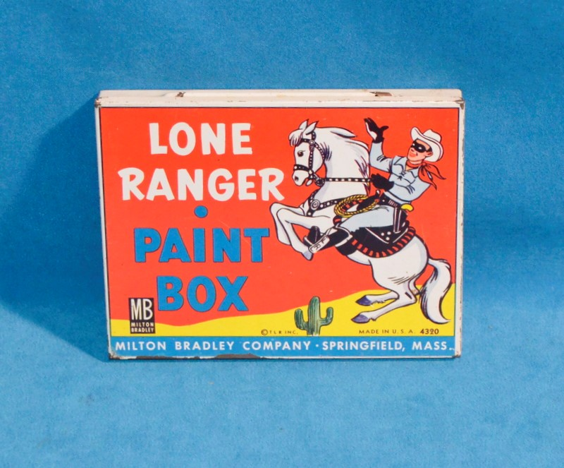 LONE RANGER Entertainment Memorabilia 4320