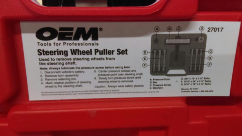 OEM COMPANY Shop Equipment 27017