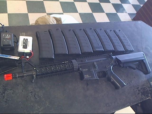 KWA Air Gun/Pellet Gun/BB Gun KM4-SR7