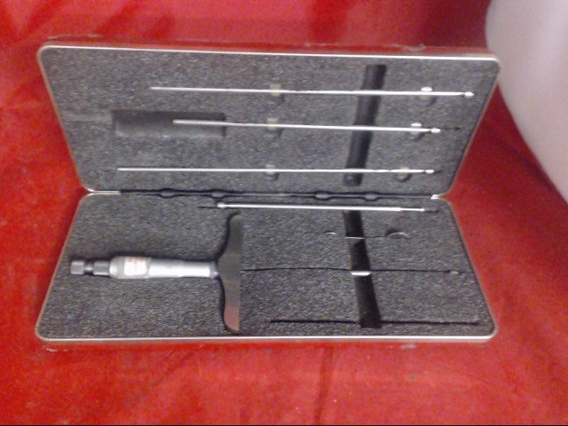 STARRETT Micrometer NO. 445