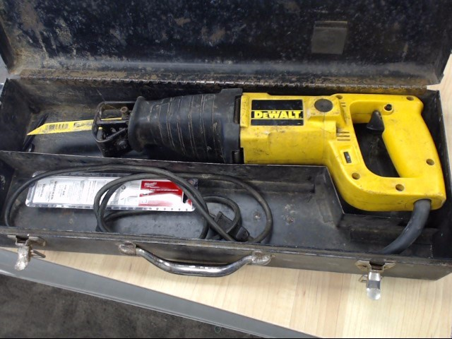 DEWALT Reciprocating Saw DW305