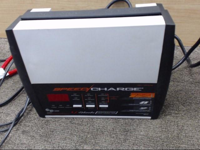 SCHUMACHER Battery/Charger SC-1200A